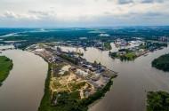 Duży wzrost przeładunków w Bulk Cargo Port Szczecin [foto, wideo]