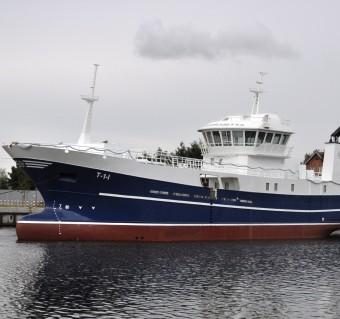 Nordhavet opuścił Stocznię WISŁA