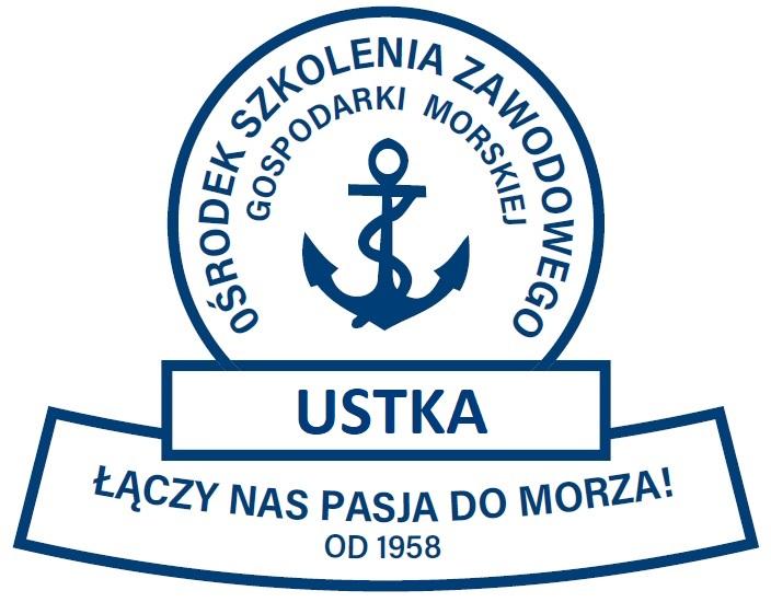 Ośrodek Szkolenia Zawodowego Gospodarki Morskiej w Ustce- harmonogram szkoleń