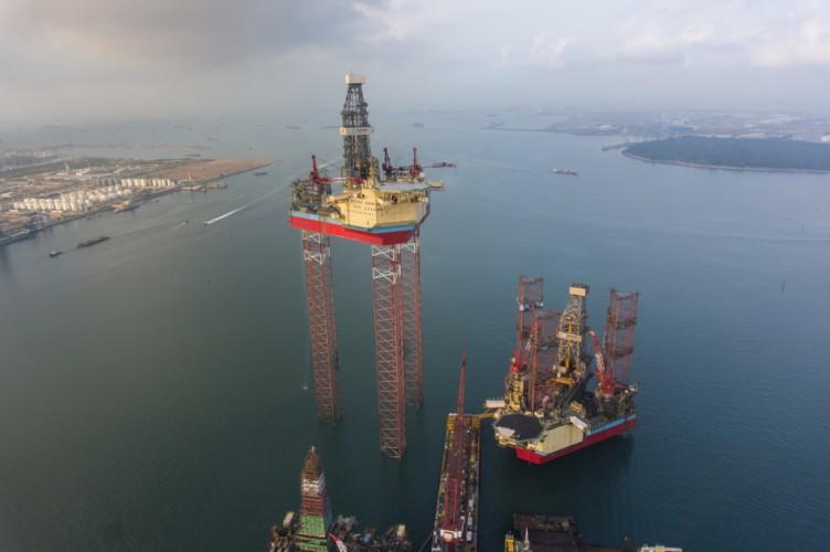 Giganci na morzu: Przemysł offshore – platformy wiertnicze typu jack-up - GospodarkaMorska.pl