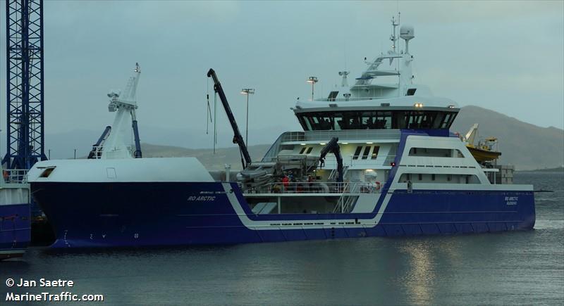 Polska stocznia zbudowała kadłub dla Norwegów - GospodarkaMorska.pl