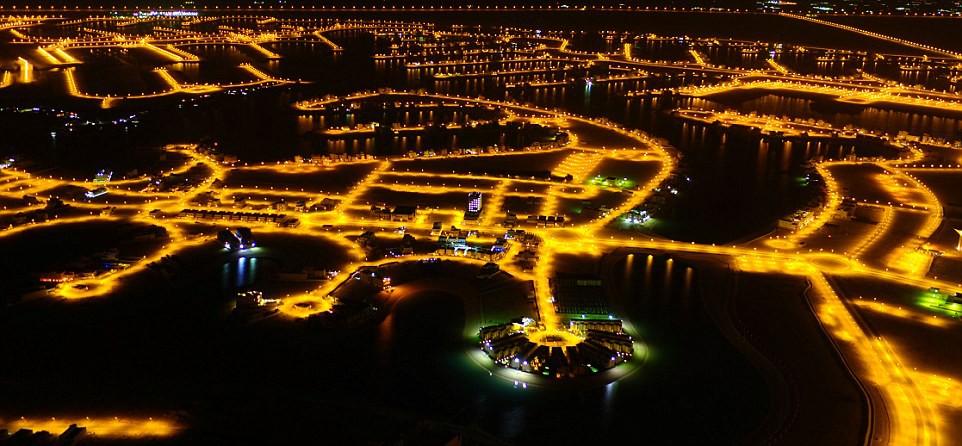 Nowoczesna Wenecja powstała w Kuwejcie (foto) - GospodarkaMorska.pl