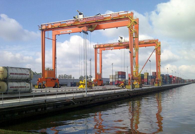 Zakończono rozbudowę terminalu intermodalnego w Gliwicach - GospodarkaMorska.pl