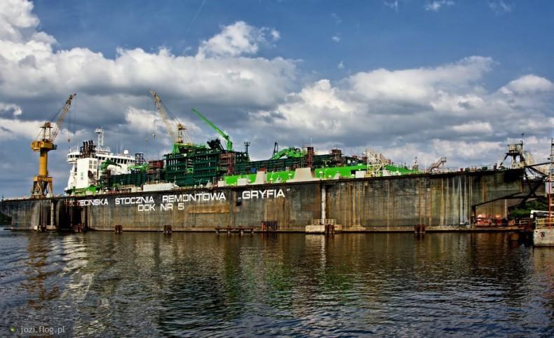 Czy Gryfia powinna być bazą do odbudowy przemysłu stoczniowego w Szczecinie? - GospodarkaMorska.pl