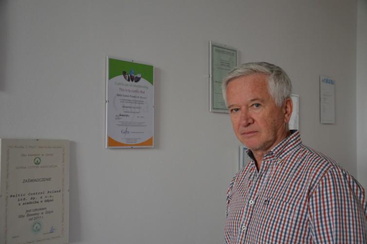 Kontrola uczciwości – rozmowa z Adamem Celarkiem, dyrektorem spółki Baltic Control Poland - GospodarkaMorska.pl