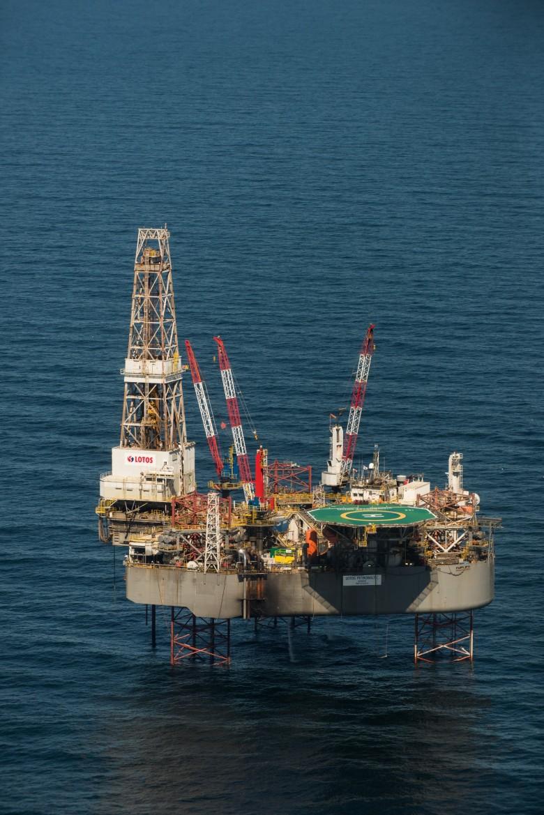 """Platforma """"Petrobaltic"""" będzie dokowana przez Remontową - GospodarkaMorska.pl"""