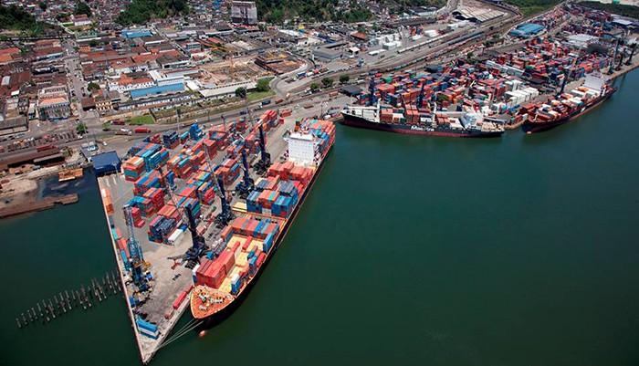Poznajmy największe porty i terminale kontenerowe z każdego kontynentu: Ameryka Łacińska - GospodarkaMorska.pl