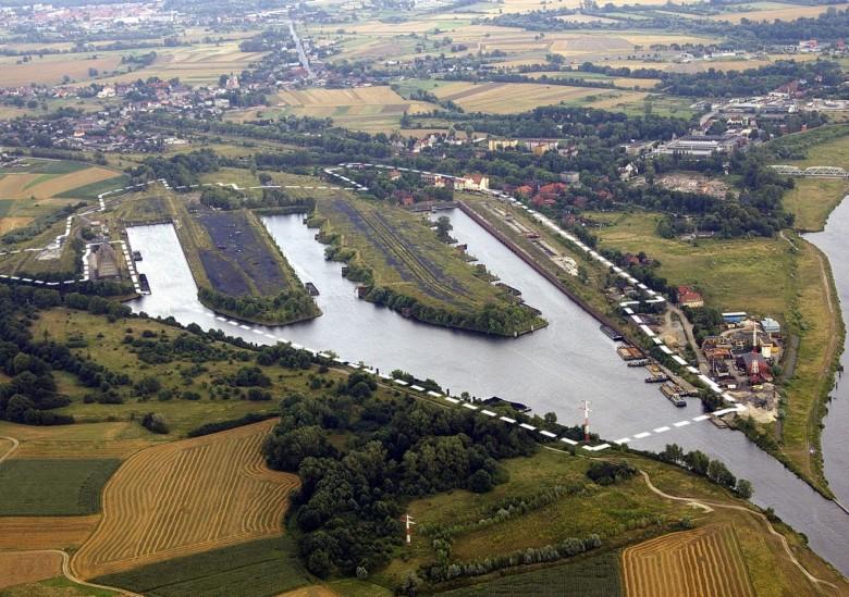 Ruszyły prace nad reaktywacją portu rzecznego w Kędzierzynie-Koźlu - GospodarkaMorska.pl