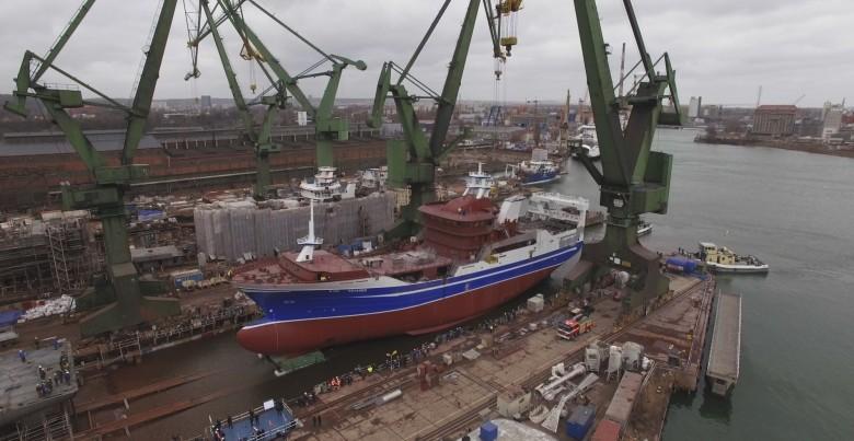 Tam powstało najwięcej statków w 2016 roku. Na którym miejscu Polska? - GospodarkaMorska.pl