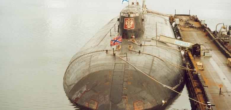 17 lat temu zatonął rosyjski okręt podwodny Kursk (wideo) - GospodarkaMorska.pl