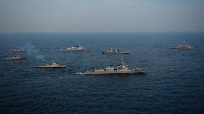 Korea Południowa: Manewry marynarki wojennej z użyciem ostrej amunicji - GospodarkaMorska.pl