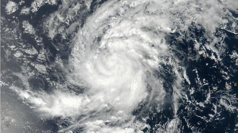 Potężny huragan Irma nadciąga nad Karaiby - GospodarkaMorska.pl