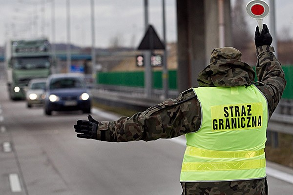 MSWiA: W 2018 r. Straż Graniczna wyśle funkcjonariuszy na granicę z Macedonią - GospodarkaMorska.pl
