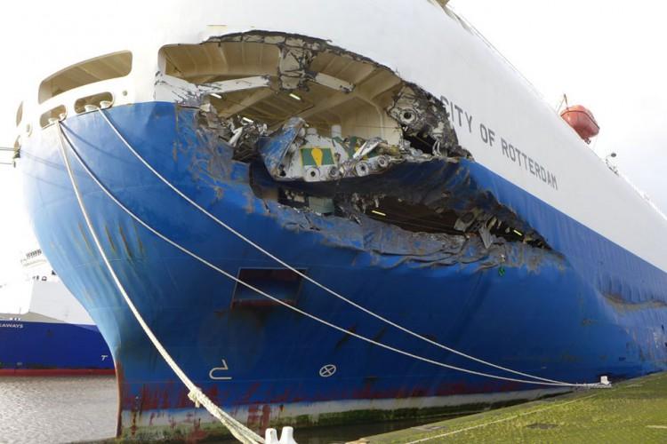 Raport: Ponad 3 tys. wypadków morskich z udziałem europejskich statków w 2016 roku - GospodarkaMorska.pl