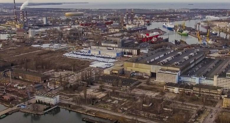 ARP: Alternatywny plan dla Stoczni Gdańsk - GospodarkaMorska.pl
