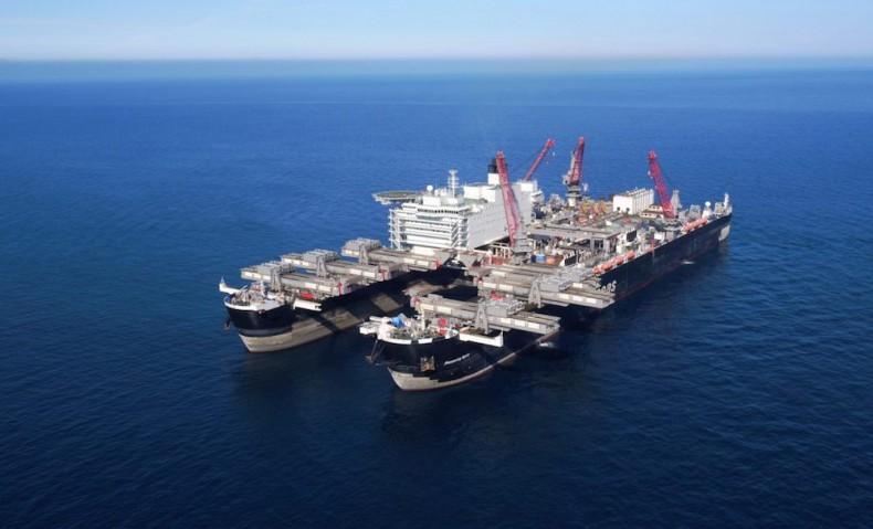 Allseas planuje budowę drugiego giganta, jeszcze większego od rekordowego Pioneering Spirit - GospodarkaMorska.pl