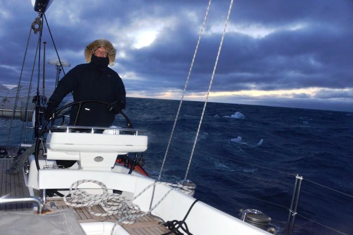 Katharsis II, Antarktyka: Morze Łazariewa i Riiser Larsena - GospodarkaMorska.pl