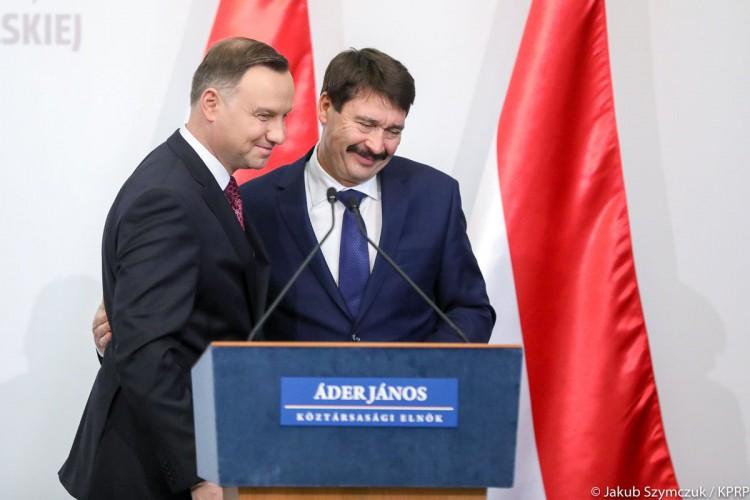 Duda i Ader: Potrzebne są połączenia gazowe na osi Północ-Południe - GospodarkaMorska.pl