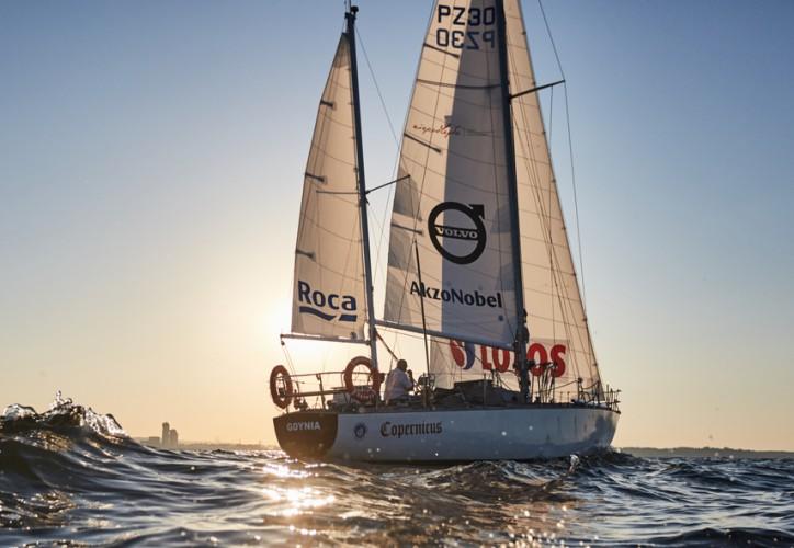 Za dwa tygodnie Copernicus wystartuje w wyścigu legend Volvo Ocean Race - GospodarkaMorska.pl