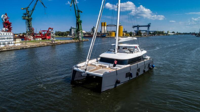 Luksusowe jachty z gdańskiej stoczni podbijają świat. Byliśmy na pokładzie najnowszej jednostki (foto, wideo) - GospodarkaMorska.pl