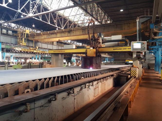 Karstensen Shipyard Poland rozpoczęła budowę pierwszego statku - GospodarkaMorska.pl