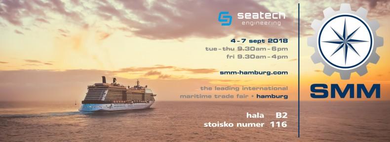 Seatech Engineering na targach SMM w Hamburgu - GospodarkaMorska.pl