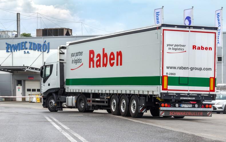 Grupa Raben przejmie niemiecką spółkę TGL TransportLogistik - GospodarkaMorska.pl