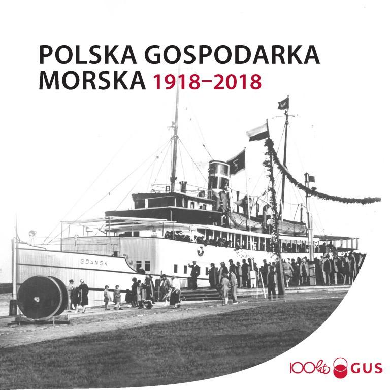Polska gospodarka morska 1918-2018. Folder okolicznościowy - GospodarkaMorska.pl