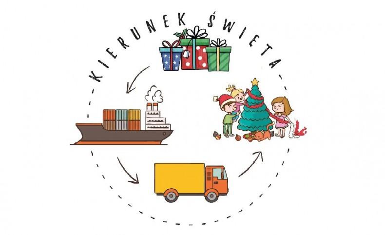 Kierunek Święta! Pomóżmy razem - GospodarkaMorska.pl