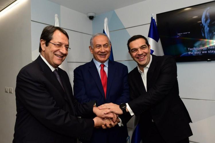 Netanjahu: Izrael, Grecja i Cypr będą budować nowy gazociąg - GospodarkaMorska.pl