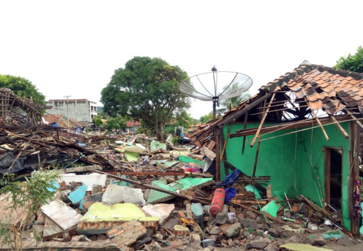 Indonezja: 222 ofiary śmiertelne, 843 rannych w wyniku tsunami - GospodarkaMorska.pl