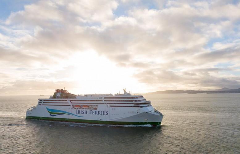 Irish Ferries z prestiżową nagrodą. 12. rok z rzędu - GospodarkaMorska.pl