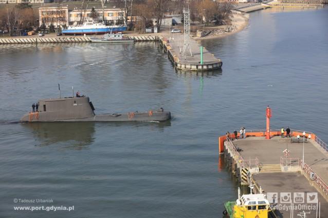 Port Gdynia poszerzy wejście wewnętrzne - GospodarkaMorska.pl