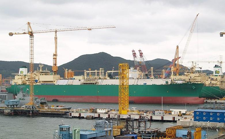 Korea Południowa największym budowniczym statków na świecie - GospodarkaMorska.pl