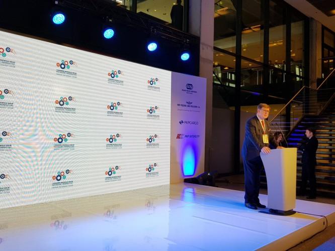 Prezes PKP: CPK będzie miał też segment towarowy - GospodarkaMorska.pl