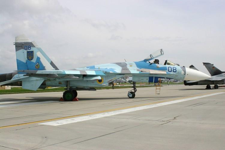 Flota Bałtycka wzmocniona myśliwcami Su-27 - GospodarkaMorska.pl