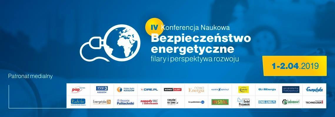 """IV Konferencja Naukowa """"Bezpieczeństwo energetyczne – filary i perspektywa rozwoju"""" 2019 - GospodarkaMorska.pl"""