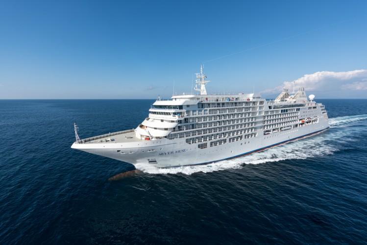 Położono stępkę pod drugi wycieczkowiec Muse dla Silversea Cruises - GospodarkaMorska.pl