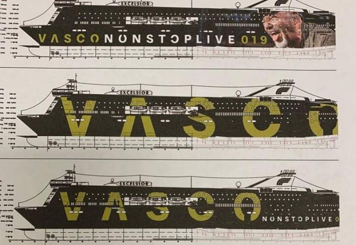 GNV wraca na linię Genua-Olbia. Promy kursujące na tej trasie zamienią się w pływającą reklamę - GospodarkaMorska.pl