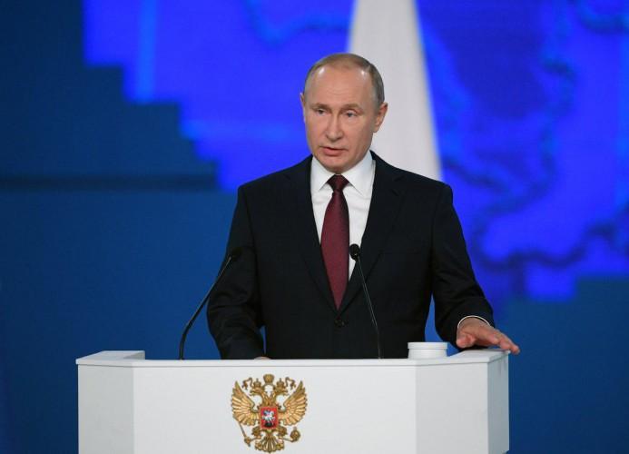 Rosja: Putin zapewnił, że nie groził USA w swoim orędziu - GospodarkaMorska.pl