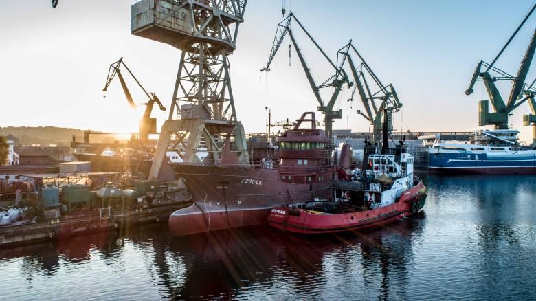 Stocznia Safe zbuduje kolejny statek pod własną marką - GospodarkaMorska.pl