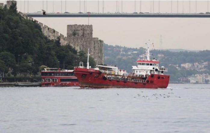 Porwany przez migrantów tankowiec bezpiecznie odeskortowany na Maltę - GospodarkaMorska.pl