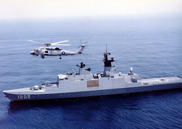 Chiny i Rosja przeprowadzą wspólne ćwiczenia sił morskich - GospodarkaMorska.pl