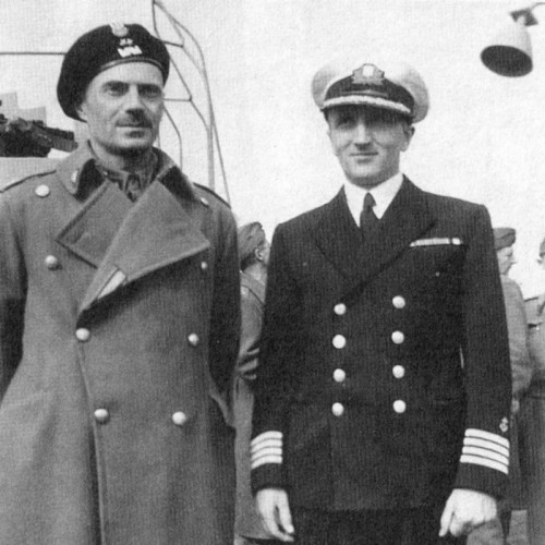 40 lat temu zmarł kapitan Zygmunt Deyczakowski - dowódca szczęśliwego statku - GospodarkaMorska.pl