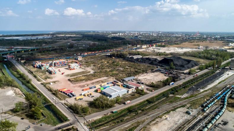 Balticon realizuje kolejny projekt - będzie nowy terminal intermodalny w rejonie Portu Północnego - GospodarkaMorska.pl