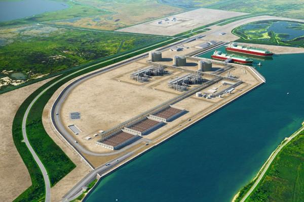 PGNiG: Terminal Port Arthur ze zgodą na eksport gazu skroplonego poza strefę FTA - GospodarkaMorska.pl