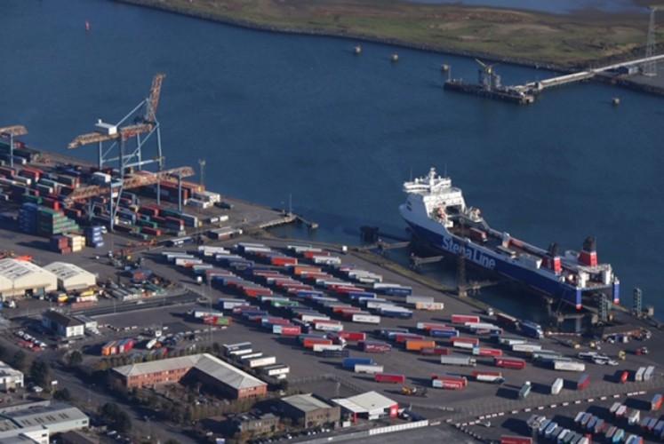 Przebudowa portu w Belfaście ruszy wkrótce. Zostanie dostosowany do obsługi nowych promów Stena Line - GospodarkaMorska.pl