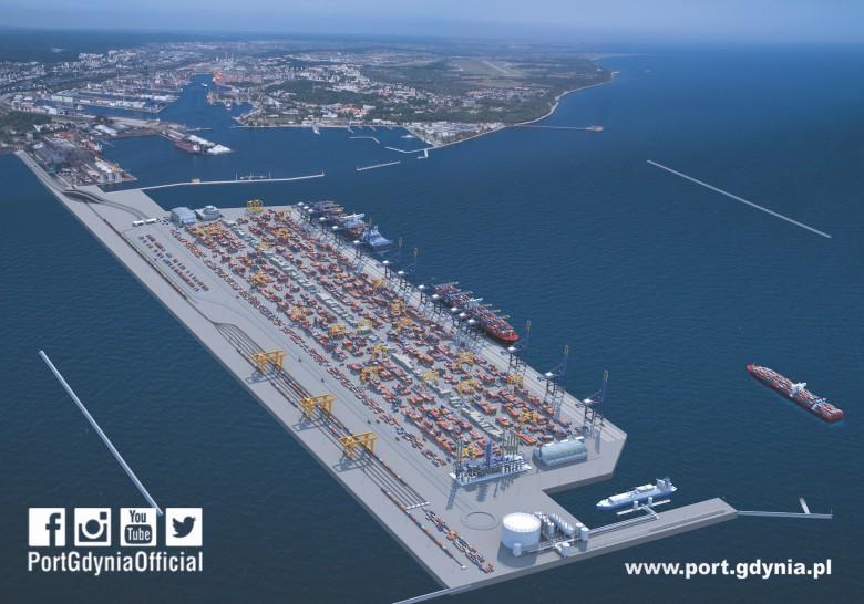 Jest projekt ustawy o inwestycjach w zakresie budowy portów zewnętrznych - GospodarkaMorska.pl