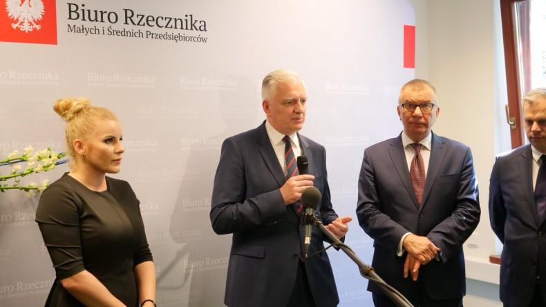 Gdańsk: Otwarto oddział biura Rzecznika Małych i Średnich Przedsiębiorców - GospodarkaMorska.pl