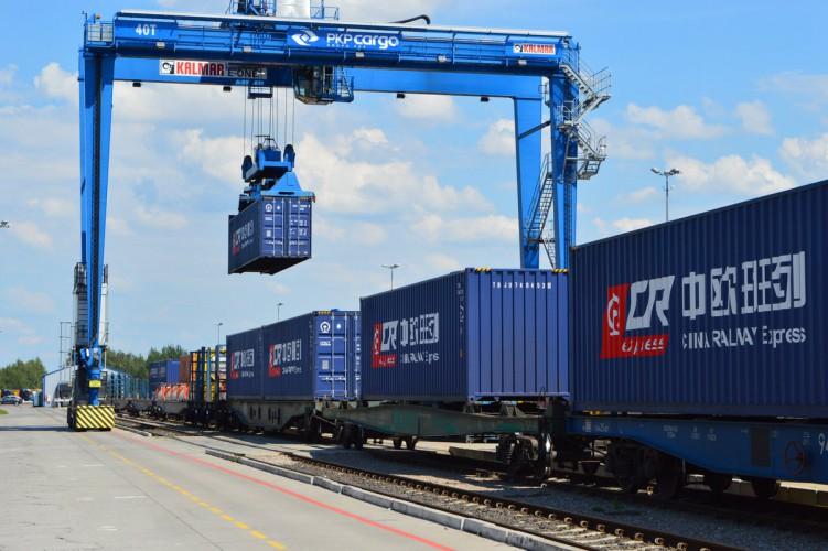 PKP Cargo planuje zakończyć konsolidację terminali w przyszłym roku - GospodarkaMorska.pl